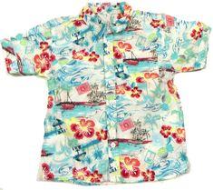 Barevná květovaná košile zn. Matalan