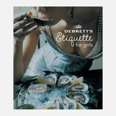 This is something every girl should read. You can be independent but be classy about it! Debrett's Etiquette for Girls  , $18, now featured on Fab.