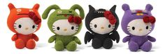 Sanrio and Uglydoll Partner to Create a Limited-Edition Hello Kitty® Collection