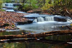 Stepstone Falls Photograph by Andrew Pacheco