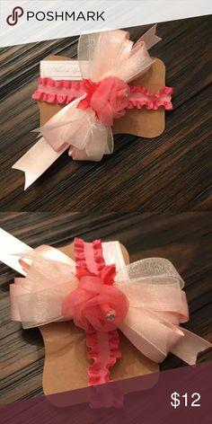 Baby headband Handmade. Accessories Hair Accessories