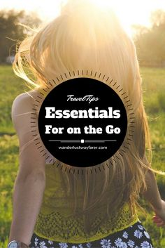Not sure what's essential to your travel? We've got all the details you need.