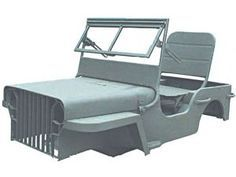 Mini MB Body Kit For ATV/Go Kart/Riding Lawn Mower Chasis