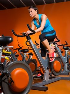 Just You & The Bike: 5 Physical Benefits of Spinning