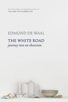 New book by Edmund de Waal! September 2015