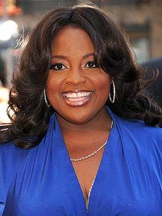 Nyy'zai Sherri Shepherd - TV Personality (The View).