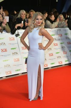 f5d77b24ebd Lucy Fallon Photos - 39 of 41 Photos  National Television Awards - Red  Carpet Arrivals