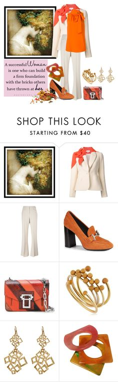 """Success"" by freida-adams ❤ liked on Polyvore featuring Dot & Bo, Delpozo, Calvin Klein, Tod's, Proenza Schouler, Isabel Marant, Amrita Singh, Yves Saint Laurent and Moschino"