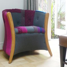 Foto Knitted Furniture Intirage 12
