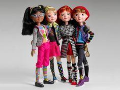 Fashion Dolls: Alternatives to Barbie