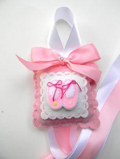 Ballet hair clip holder