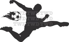 Soccer Player Vinyl Wall Decal (product ID: s07)  ORIENTATION: Write as shown (Facing right), or mirror image (Facing left) in the note to trendywalldesigns box at your cart/checkout page.  SIZES: 14x23 includes 3x6.5 ball 23x38 includes 5x11 ball 34x56 includes 8x16 ball 41x68 includes 10x20 ball PRODUCT DETAILS: Decorate any room with soccer Player Wall Decal. Show off your favorite sport with this Wall Art Design. CUSTOM DECALS: We can customize any order. For rates, share your speci...