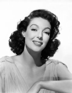 """""""Like charity, I believe glamour should begin at home.""""  Loretta Young"""