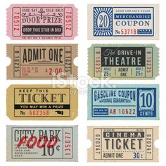 Admit One Ticket Template Free Prepossessing A Comprehensive Set Of High Detail Vintage Grunge Tickets And .