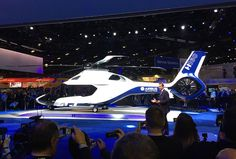 Airbus Helicopters used the stage at the Paris Air Show to announce a two-year development phase for a new model code-named the that would emerge as a modern-day replacement for the Super Puma. Helicopter Private, Personal Helicopter, Luxury Helicopter, Helicopter Plane, Luxury Jets, Luxury Yachts, Flying Magazine, Private Jet Interior, Flight Pilot