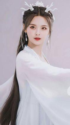 Beautiful Asian Girls, Beautiful World, Jing Tian, Chinese Culture, Fair Skin, Hanfu, Beautiful Actresses, True Beauty, Asian Beauty