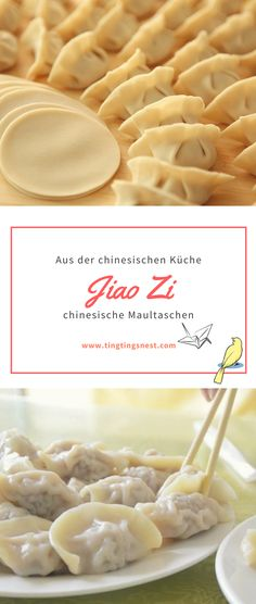 ♨ Jiaozi are Chinese dumplings. This recipe is the most common filling with Chinese cabbage and pork. ♨ Jiaozi are Chinese dumplings. This recipe is the most common filling with Chinese cabbage and pork. Pork Chop Recipes, Meatloaf Recipes, Fish Recipes, Asian Recipes, Mexican Food Recipes, Soup Recipes, Chinese Dumplings, Vegetable Soup Healthy, Healthy Vegetables