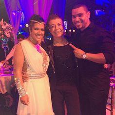Casamento de Naldo e Mulher Moranguinho | Veja fotos do casamento do cantor Naldo com a Mulher Moranguinho - Yahoo OMG! Brasil