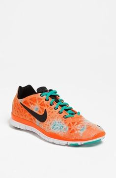 Free TR Fit 3 Print Training Shoe by Nike