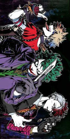 Drawing Deku Only (Part My Hero Academia Art Anime, Anime Kunst, Otaku Anime, My Hero Academia Shouto, Hero Academia Characters, Chibi, Joker Et Harley, Bakugou Manga, Bat Symbol