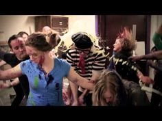 Family Force 5 - Wobble Official Music Video - YouTube