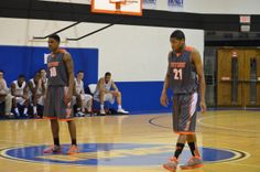 #fcphoops Isaiah Tripp & DeAndre Page
