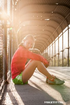 Athlete Portrait - Ellen by Mike Tittel, via 500px