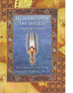 Healing with the Angels Oracle Cards by Doreen Virtue : Buy Online, Worldwide Shipping #buyindiaglobal #buytarot #tarotonline