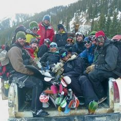 On Jan 5th Silverton Mountain will be hosting The Clauson Classic, a fundraiser to kick cancer in the snowballs. Ski or board the steeps for only $35once you register for the event and search forcool prizes around the mountain.Can't make it to the event? ...
