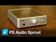 SPROUT - Complete Amp Home Audio System by PS Audio