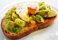 This breakfast is high in protein and healthy fats to keep you full and energized through ...
