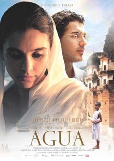 """Os recomendamos ver con el alumnado la maravillosa película de Deepa Meetha del 2005: AGUA. Es la historia de Chuyia, una niña india de 8 años que se queda viuda y es obligada a ingresar en un """"ash…"""