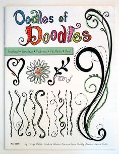 OOdles of Doodles HowTo Designs for Freehand by RebornToAdorn