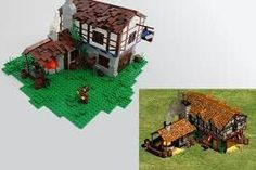 Lego Age, Age Of Empires, Clash Of Clans, Castle, Clash Of C, Clash On Clans