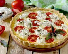 Quiche aux légumes du soleil et à la féta : http://www.fourchette-et-bikini.fr/recettes/recettes-minceur/quiche-aux-legumes-du-soleil-et-a-la-feta.html