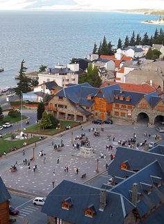 Bariloche's main square (Plaza principal de Bariloche) | Río Negro | Argentina