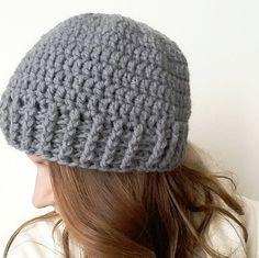 Cuffia in lana fatta a mano, all uncinetto_by_Rossella Creazioni