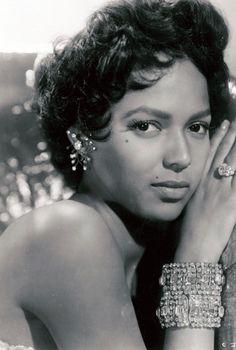 Dorothy Dandridge  Vintage Ethnic Hair Glam
