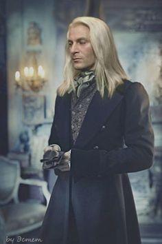 Jason Isaacs as Lucius Malfoy: