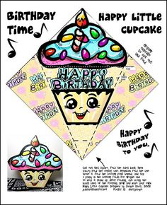 Happy Little Cupcake Birthday Party