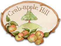 Embroidery advice from Crabapple Hill Studio which includes their suggestions for coloring on fabric with crayons.
