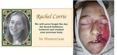 .@JarradJames12 @GreatAli5 How about Israel killing #USA citizens? Remember Rachel Corrie? Or #USSLiberty ?
