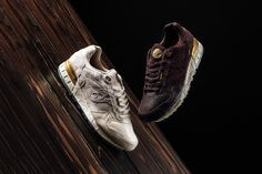 "Saucony Takes the Wraps off the Shadow 5000 ""Crackled Leather"" Collection"