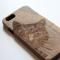 Nature Wood Iphone 6 Case. ..