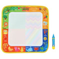 New Drawing Toys Water Drawing Mat 29 * 30 CM Board Painting and Writing Doodle With Magic Pen Non-toxic Drawing Board for Kids Price: USD Magic Drawing Board, Recycling For Kids, Monkey And Banana, Pen Doodles, Water Drawing, Board For Kids, Painted Boards, Ningbo, Learning