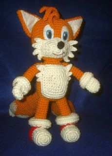 WolfDreamer: Tails Plushie