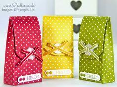 The Paper Boutique: Magnet Bag Tutorial