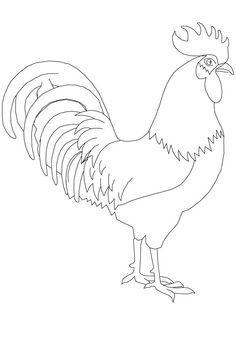 gallos dibujos - Buscar con Google