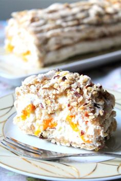 Swedish classic roll cake by Matmedmera Swedish Dishes, Swedish Recipes, Sweets Cake, Cupcake Cakes, Cupcakes, Cake Recipes, Dessert Recipes, Desserts, Specialty Cakes
