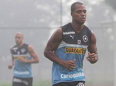 BotafogoDePrimeira: Com a presença do presidente, elenco do Botafogo p...